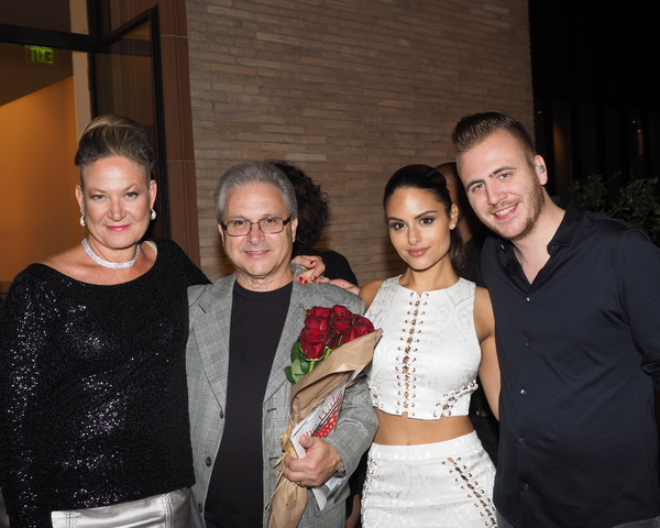Siobhan O'Neill, Pasquale Toscano, Pia Toscano, and Ben Soldate