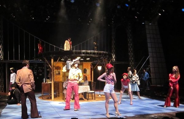 Photo Flash: Saturday Night Fever at Westchester Broadway Theatre
