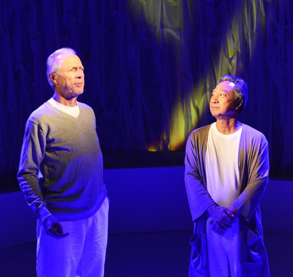 Will Lyman and Ron Nakahara