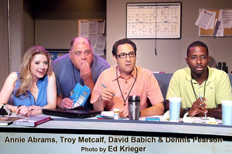 BWW Review: With Strong Acting and Tight Direction GOING... GOING... GONE! Doesn't Strike Out