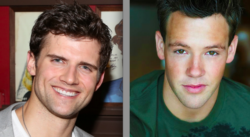 Broadway's Kyle Dean Massey & Taylor Frey Tie the Knot