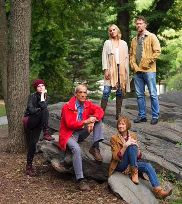 Ella Dershowitz, John Hutton Susan Pellegrino, Susannah Schulman Rogers and Chris