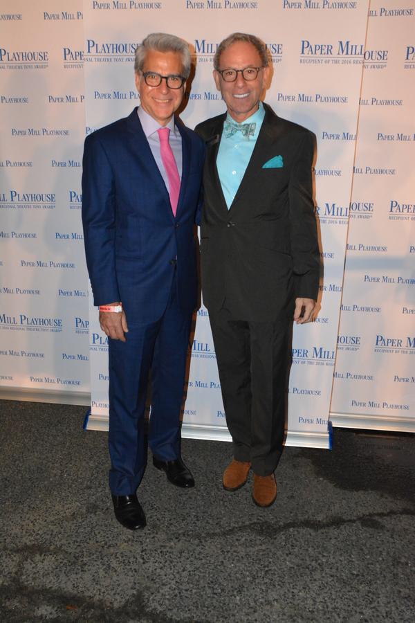 Mark Waldrop and Patrick Parker (Associate Artistic ) Photo