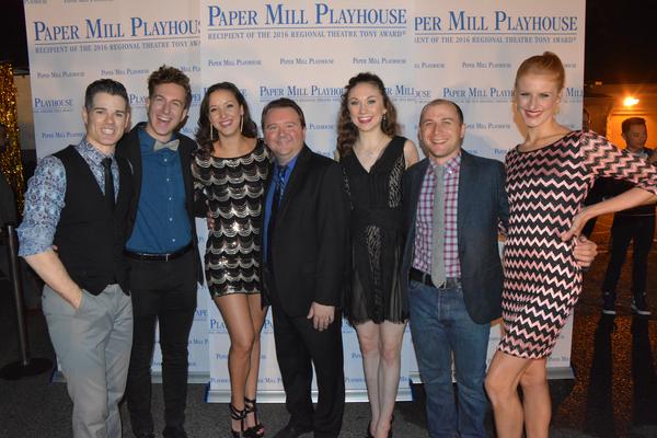 Jacob ben Widmar, Jesse Carrey-Beaver, Emily Jeanne Phillips, Scott Cote, Kate Wesler, Michael Biren and Kelly Peterson