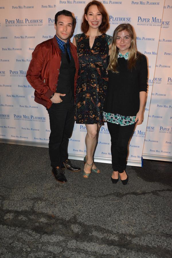 Ben Bogen, Hannah Flam, Sophia Deery