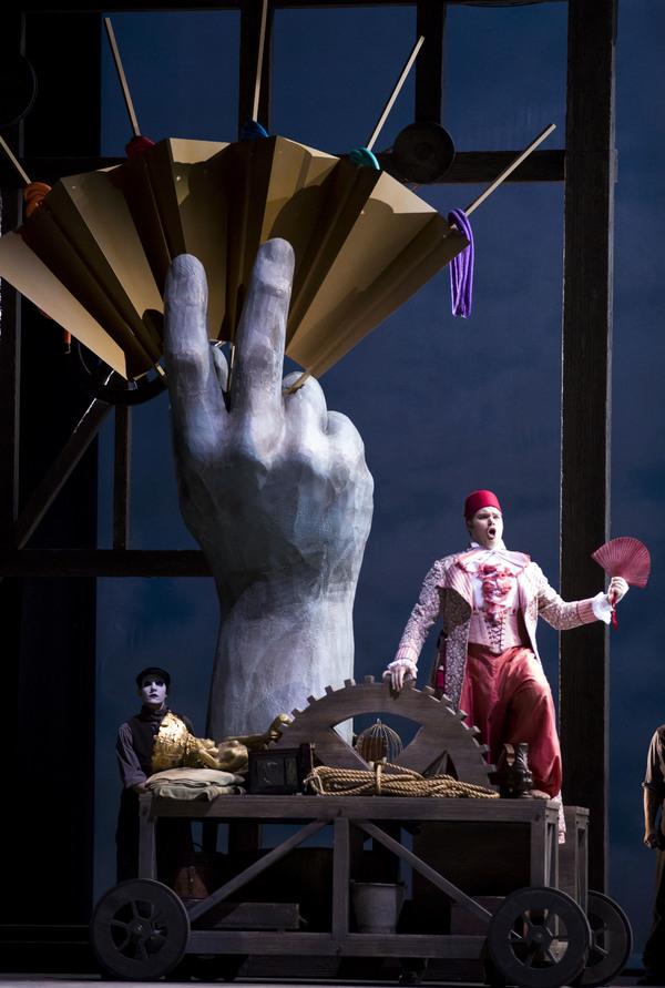 Photo Flash: A New Ring Begins with the Lyric's DAS RHEINGOLD
