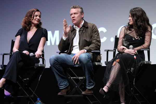 Heather Burns, Tate Donovan and Kate Hayward