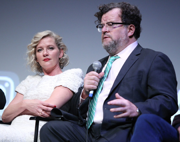Gretchen Mol and Kenneth Lonergan