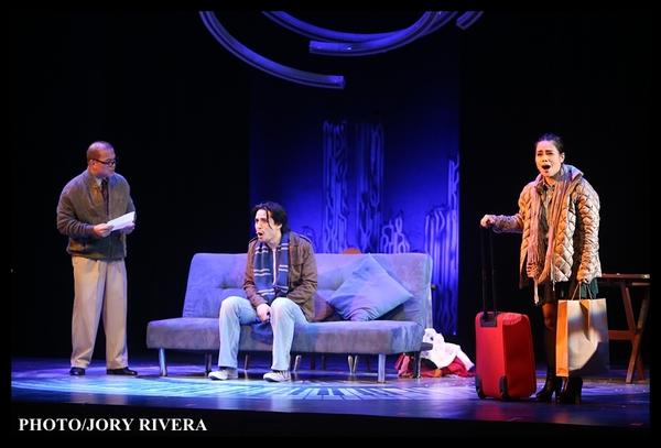 Ariel Reonal, Jef Flores. Tanya Manalang