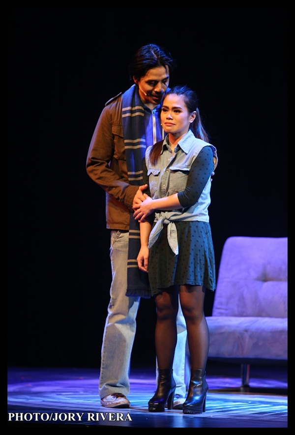 Tanya Manalang, Jef Flores