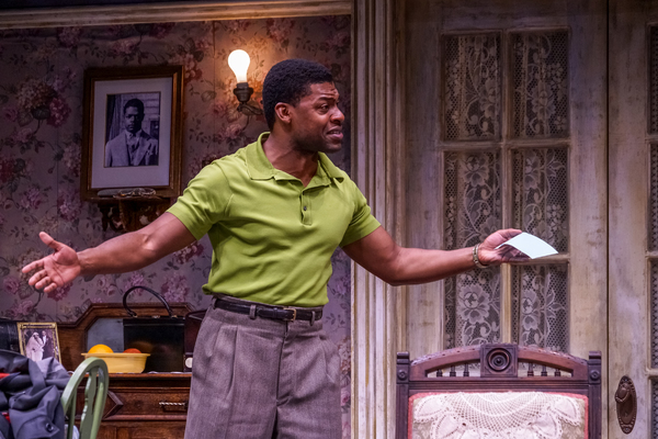 The Cast of Seattle Rep's A RAISIN IN THE SUN