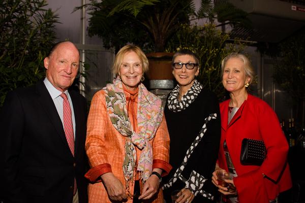 Sam Shipley, Helen Chaitman, Robyn Goodman and Happy Shipley