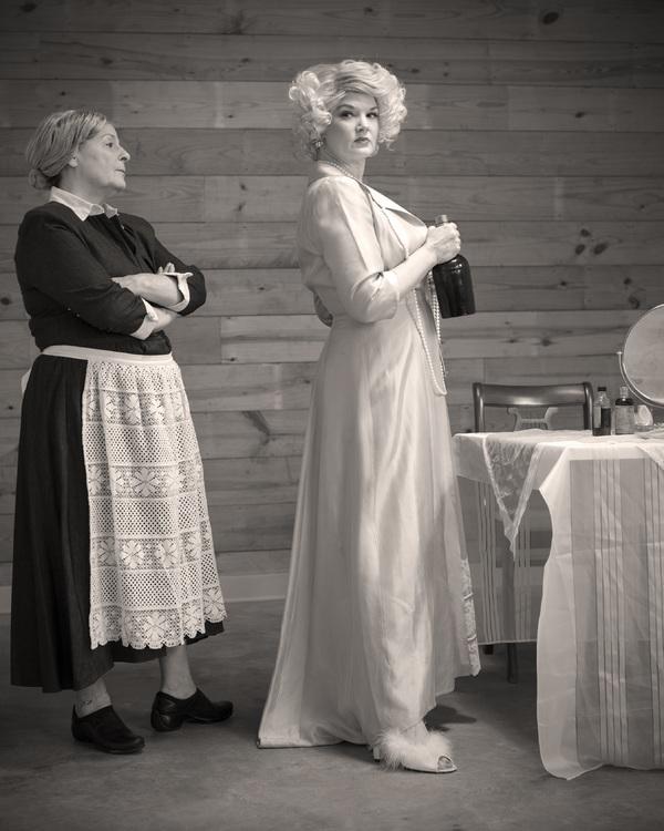 Jo Ann Levine and Malinda L. Beckham