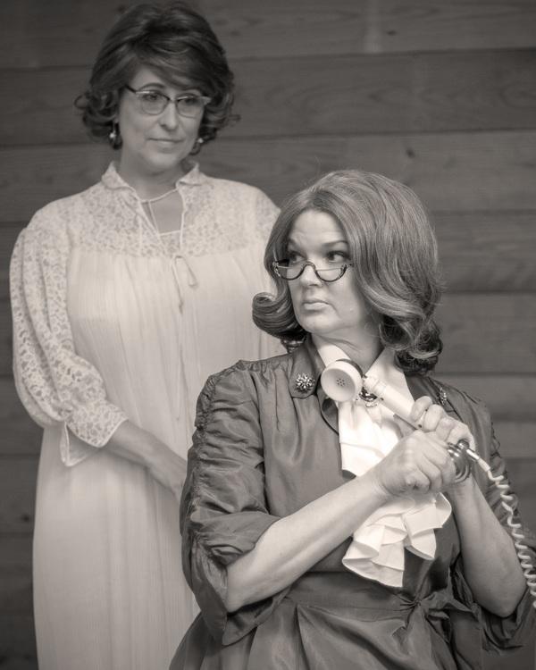 Melissa J. Mayo and Malinda L. Beckham Photo