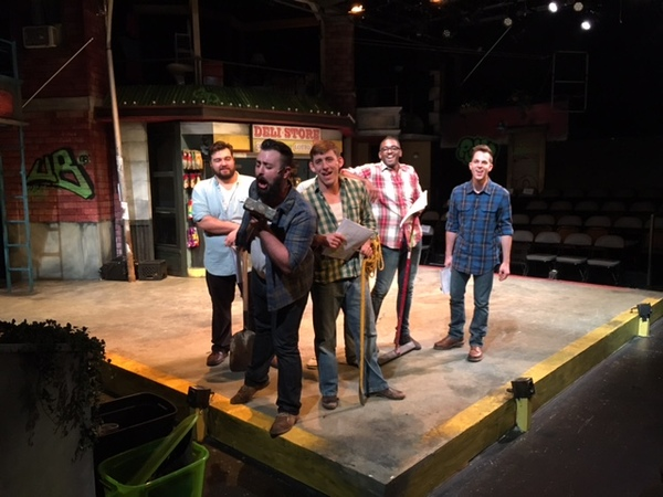 Photo Flash: Porchlight Revisits THE RINK Opening Tonight