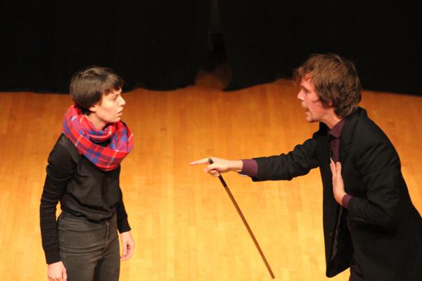 Bonnie Antosh and Sean Lounsbury