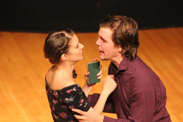 Photo Flash: Adirondack Shakespeare Company's HAMLET with Sean Lounsbury