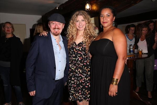 Photos: Tom Hollander, Freddie Fox & More at TRAVESTIES Opening Party