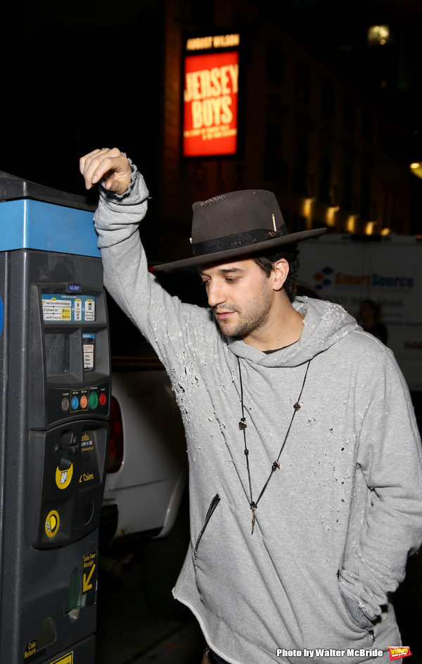 BWW Interview - Debut of the Month - Mark Ballas on Being JERSEY BOYS' Final Frankie Valli