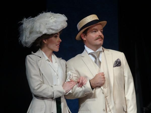 Sarah Giggar and Larry Giggar
