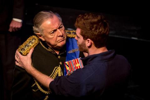 BWW Review: King Charles III Rules at Playhouse