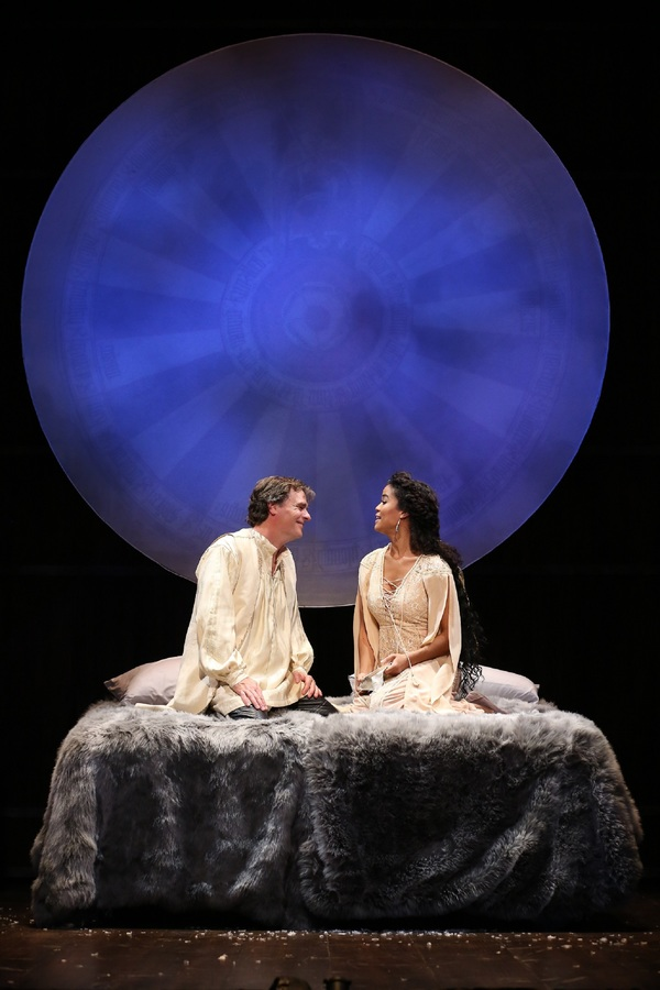 Robert Sean Leonard and Britney Coleman