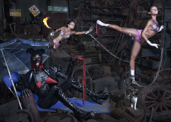 Photo Flash: ZONE Project Presents Afro-Feminist Photo Shoot