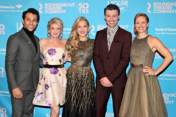 Corbin Bleu, Megan Lawrence, Lora Lee Gayer, Bryce Pickham and Megan Sikora Photo
