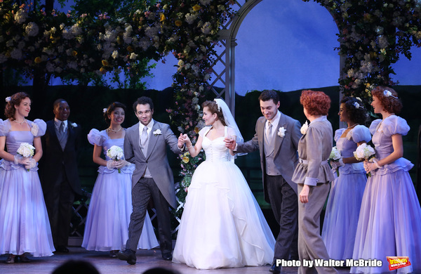 Photo Coverage: HOLIDAY INN Takes Opening Night Bows on Broadway!!