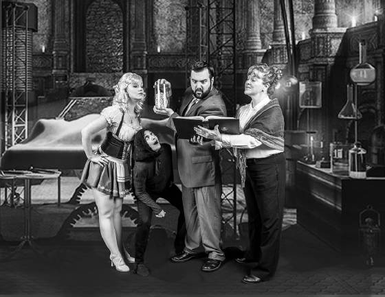 BWW Previews YOUNG FRANKENSTEIN at The Two Of Us Productions