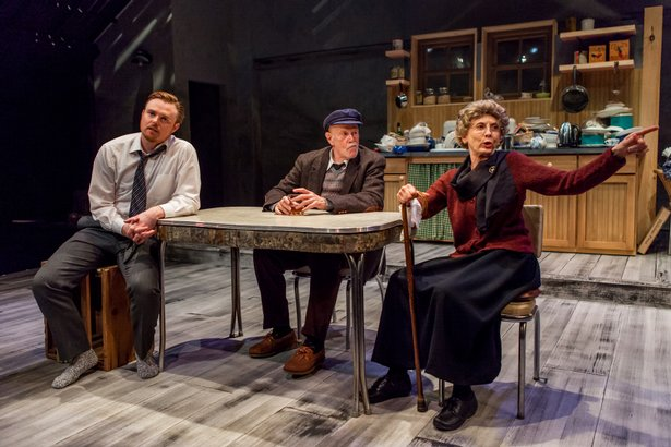 Review: OUTSIDE MULLINGAR at Capital Repertory Theatre