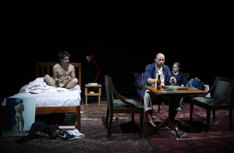 BWW Review: THE FINKELSTEINS ARE COMING FOR DINNER – and There is Sweet Love and Comic Domesticity on the Menu