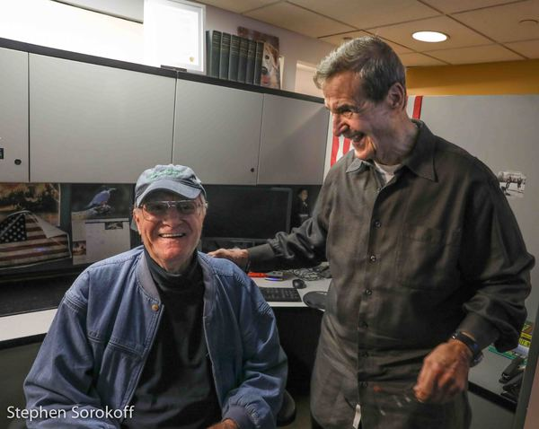 Pat Cooper & Joey Reynolds