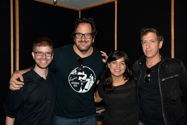 Adam Kaufman, Lee Nadel, Nadia DiGiallonardo, Rich Mercuiro