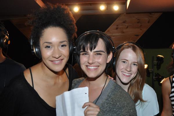 Olivia Phillip, Molly Hager and Molly Jobe