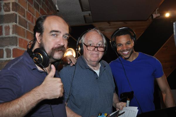 Eric Anderson, Dakin Matthews and Thay Floyd