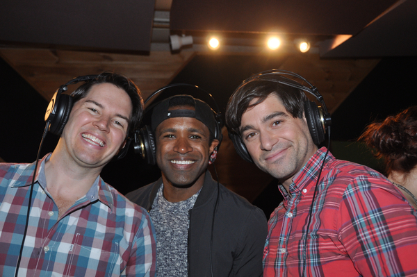 Kevin Duda, Alan Wiggins and Daniel Torres Photo
