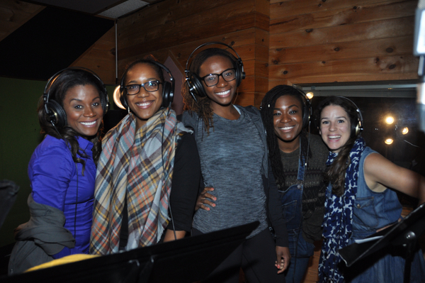 Exclusive Photo Coverage: Chilina Kennedy & Cast of BEAUTIFUL Celebrate The Season with Carols for a Cure