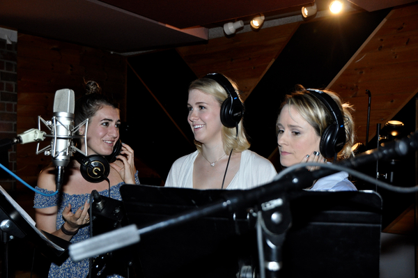 Hannah Shankman, Ginna Clair Mason and Heather Spore