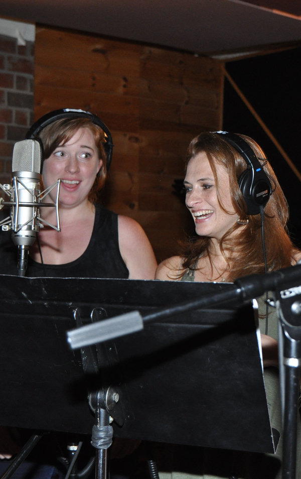 Exclusive Photo Coverage: Cast of WICKED Harmonizes for Carols For A Cure