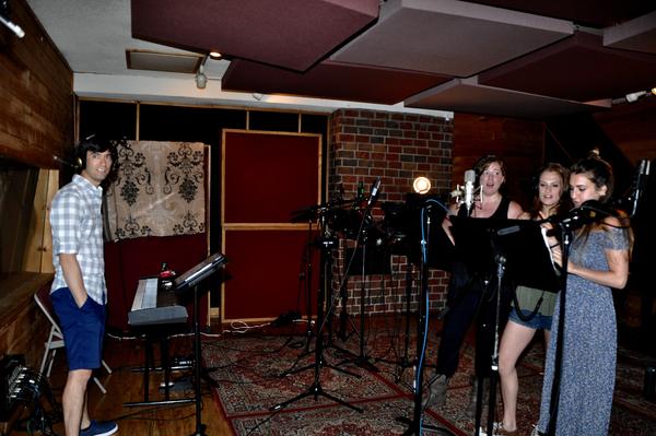 Ben Cohn, Hannah Dowdy, Courtney Iventosch and Hannah Shankman Photo