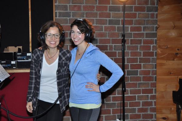 Michelle Duffy and Mia Gentile Photo
