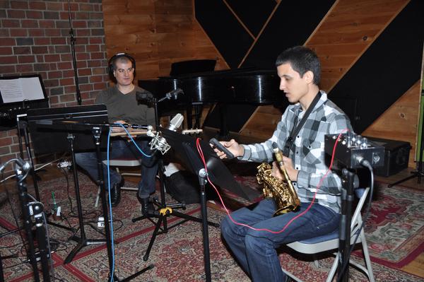 Michael Blanco and Chris Reza