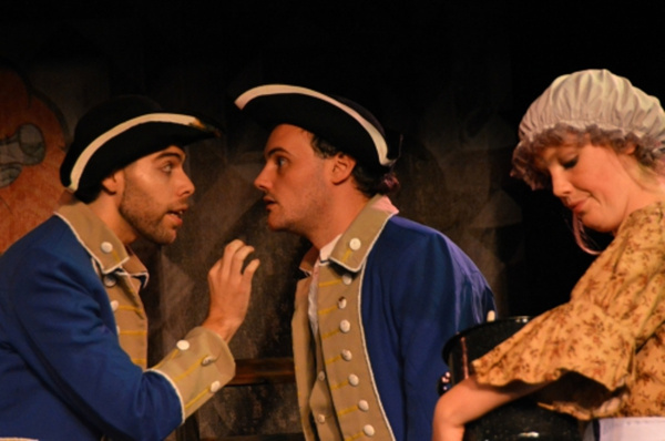 Photo Flash: The Players Theatre Presents STONE SOUP THE MUSICAL
