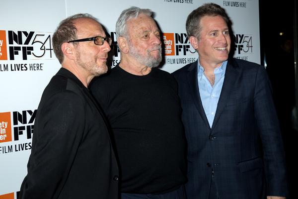 Lonny Price, Stephen Sondheim, Bruce David Klein