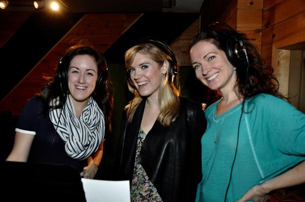 Amy von Norstrand, Jonalyn Saxer and Amanda Rose Photo