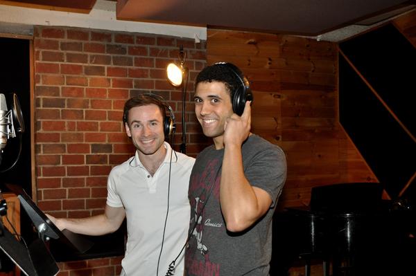Matt Meigs and Travis Ward-Osborne Photo