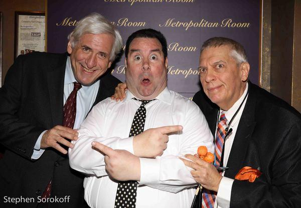 Elliot Finkel, Bob Greenberg, Ian Finkel