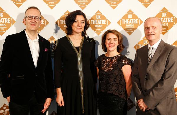 Julian Bird, Fiona Allan, Cassie Chaderton Photo