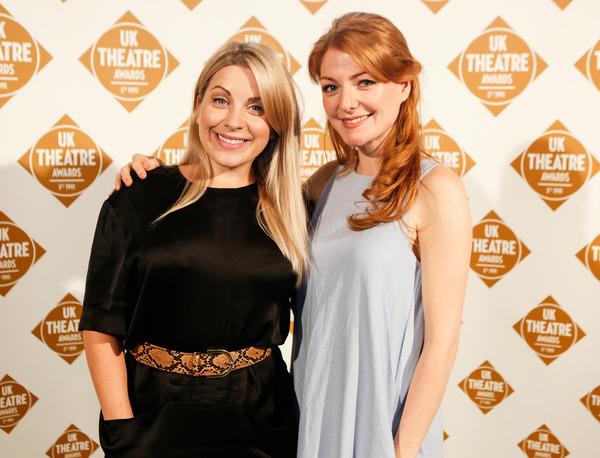 Louise Dearman and Laura Pitt-Pulford
